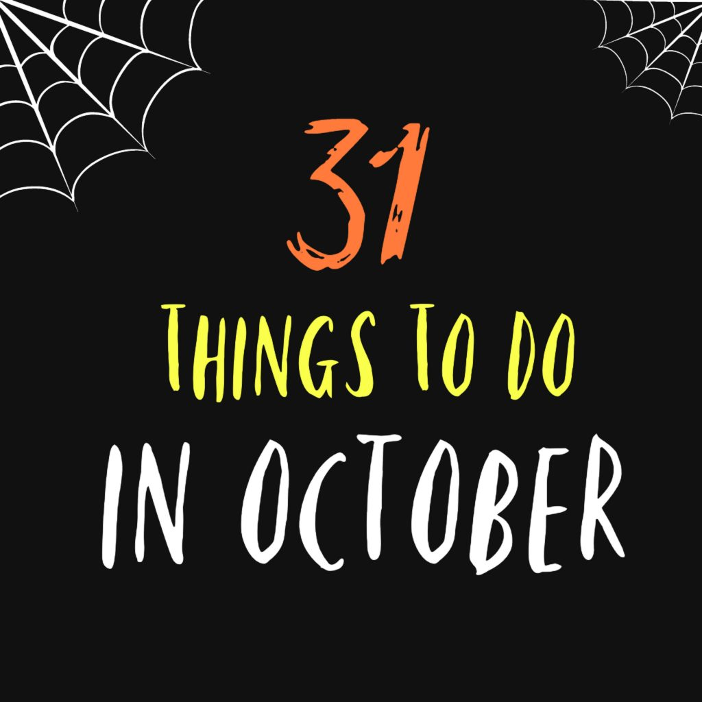 31 Things To Do in October in Southeast Michigan