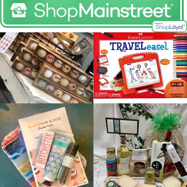 Buy Local Gifts Online With ShopMainstreet