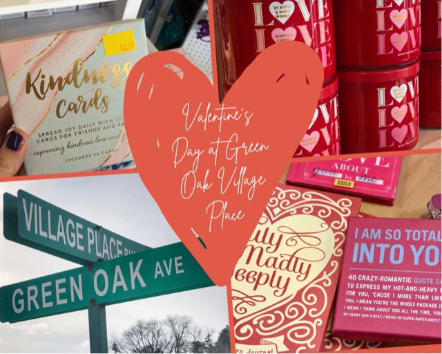 Valentine's Day at Green Oak Village Place