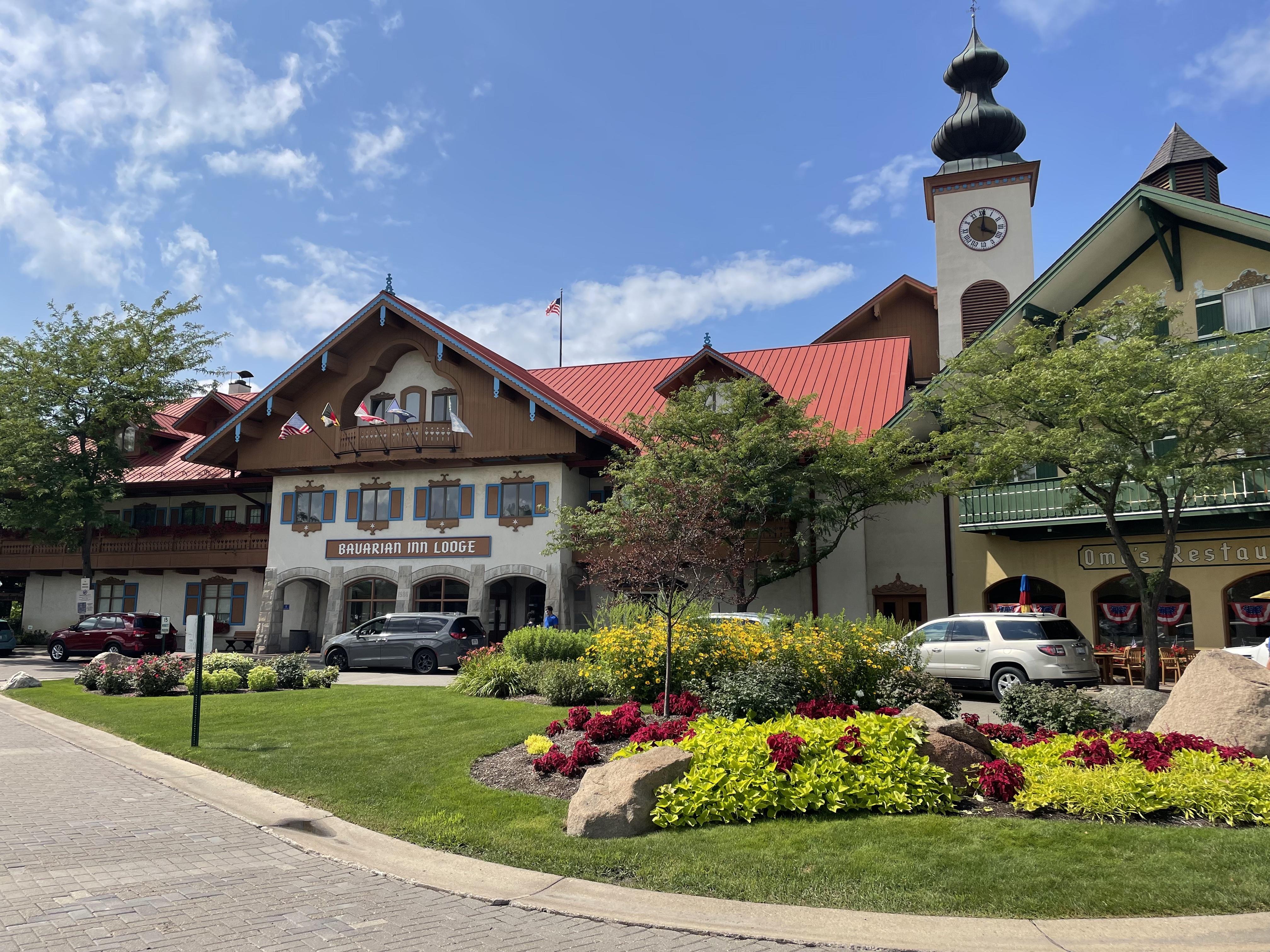 Bavarian Inn Lodge in Frankenmuth