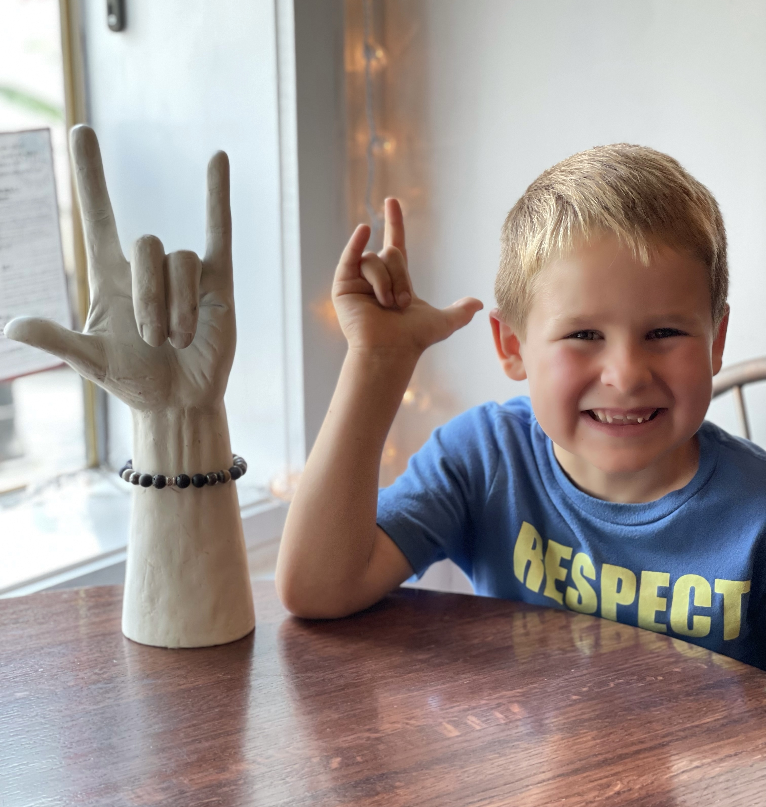 A letter To My Son On His Seventh Birthday