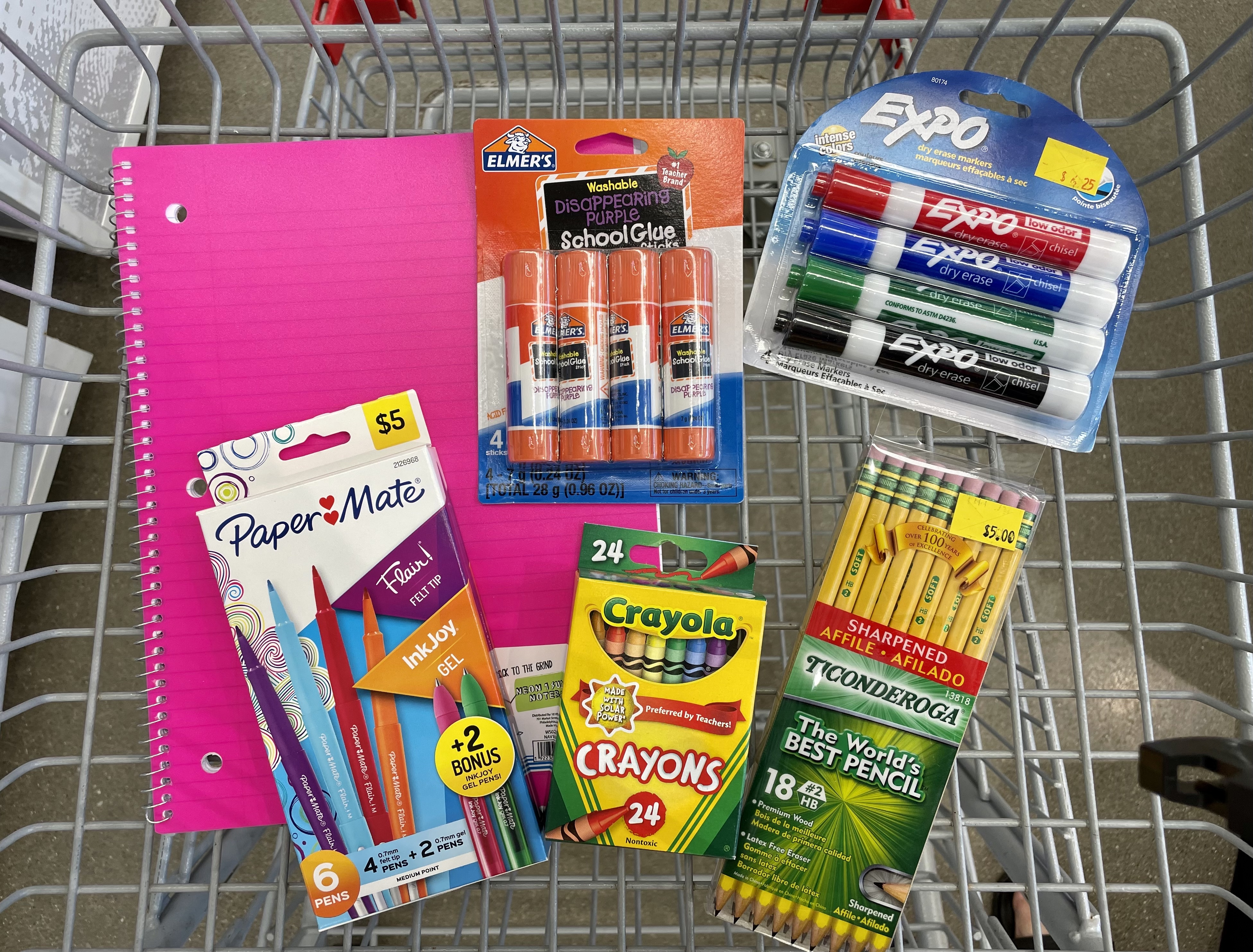 back-to-school with Green Oak Village Place